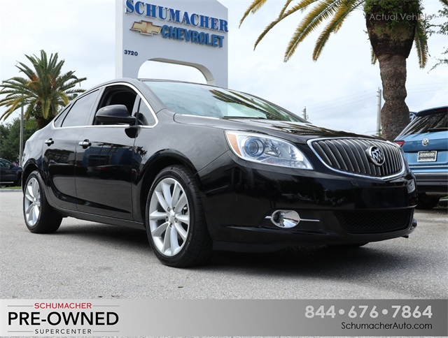Pre Owned 2016 Buick Verano Leather Group