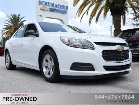 Certified Chevy Cars For Sale Lake Park FL | CPO Palm Beach Gardens